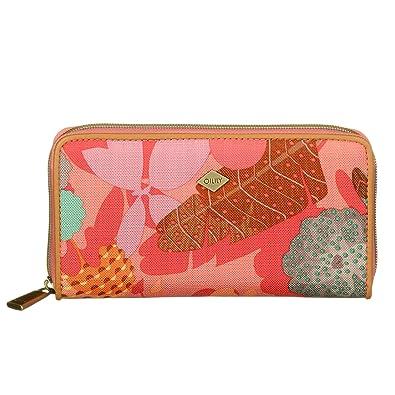 86aacc5b558a Oilily Botanic Pop Zip Wallet L Pink Flamingo: Amazon.co.uk: Shoes ...
