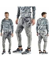 VSCT Clubwear Herren Jeans / Antifit Keanu Lowcrotch