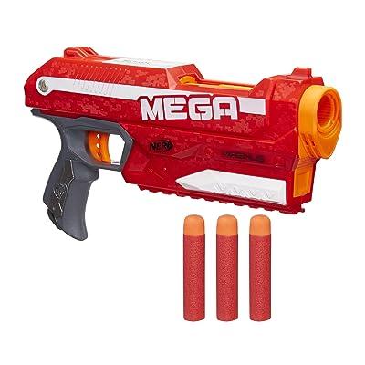 Nerf N-Strike Elite Mega Magnus Blaster: Toys & Games