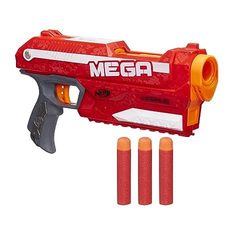 24e75d84d84 Amazon.com: NERF N-Strike Elite Mega Magnus Blaster: Toys & Games