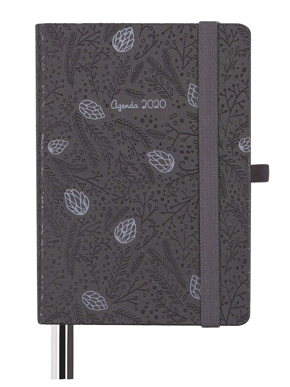 Amazon.com : Finocam - Agenda 2020 1 Day Page Minimum Design ...