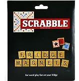 Novelty Scrabble Fridge Magnets - Includes Over 100 Letter Magnets