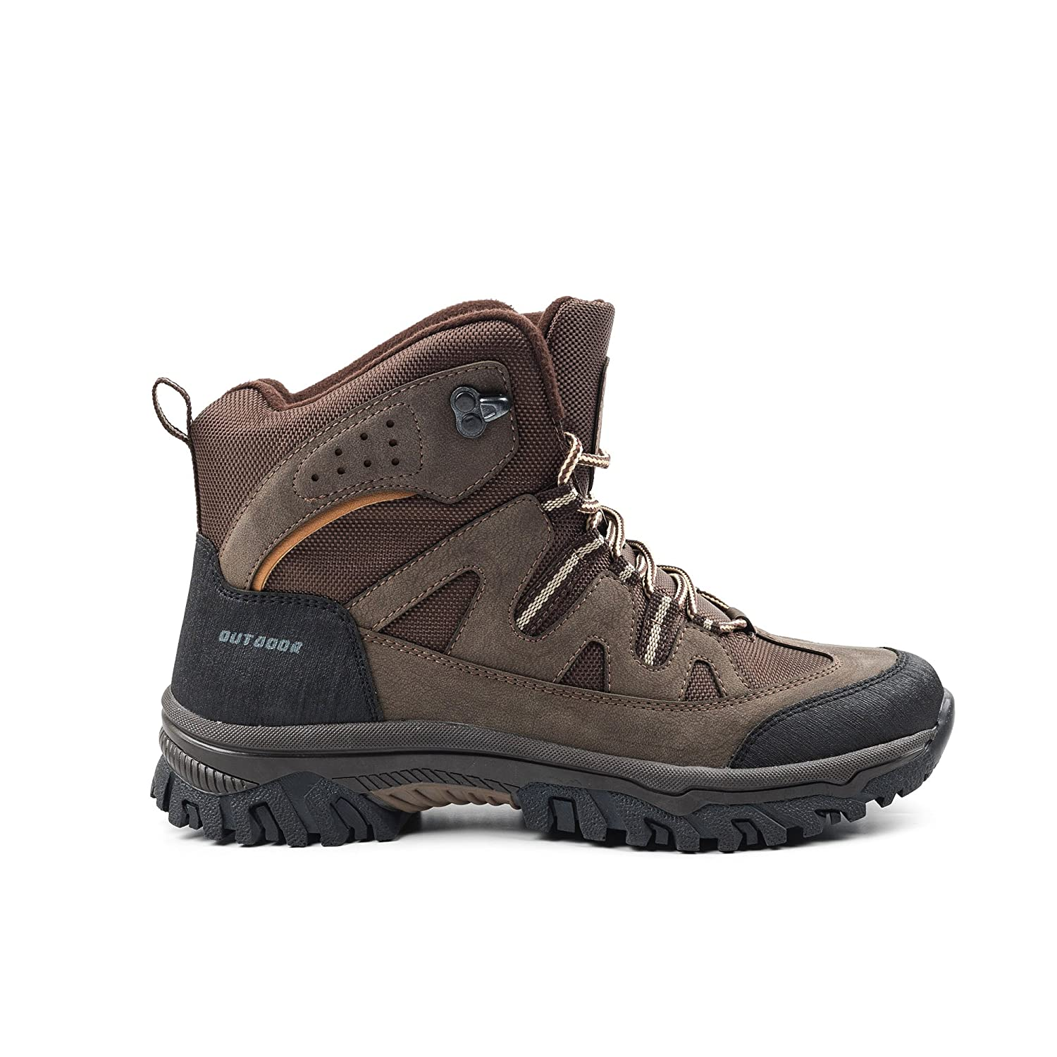 Letoon Mens Hiking Boots Hiking Shoe Mountain Shoe Outdoor Boots Working Shoe Trekking