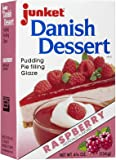 Junket Danish Dessert Raspberry - 4.75 oz
