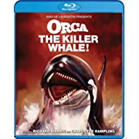 Orca, The Killer Whale [Blu-ray]