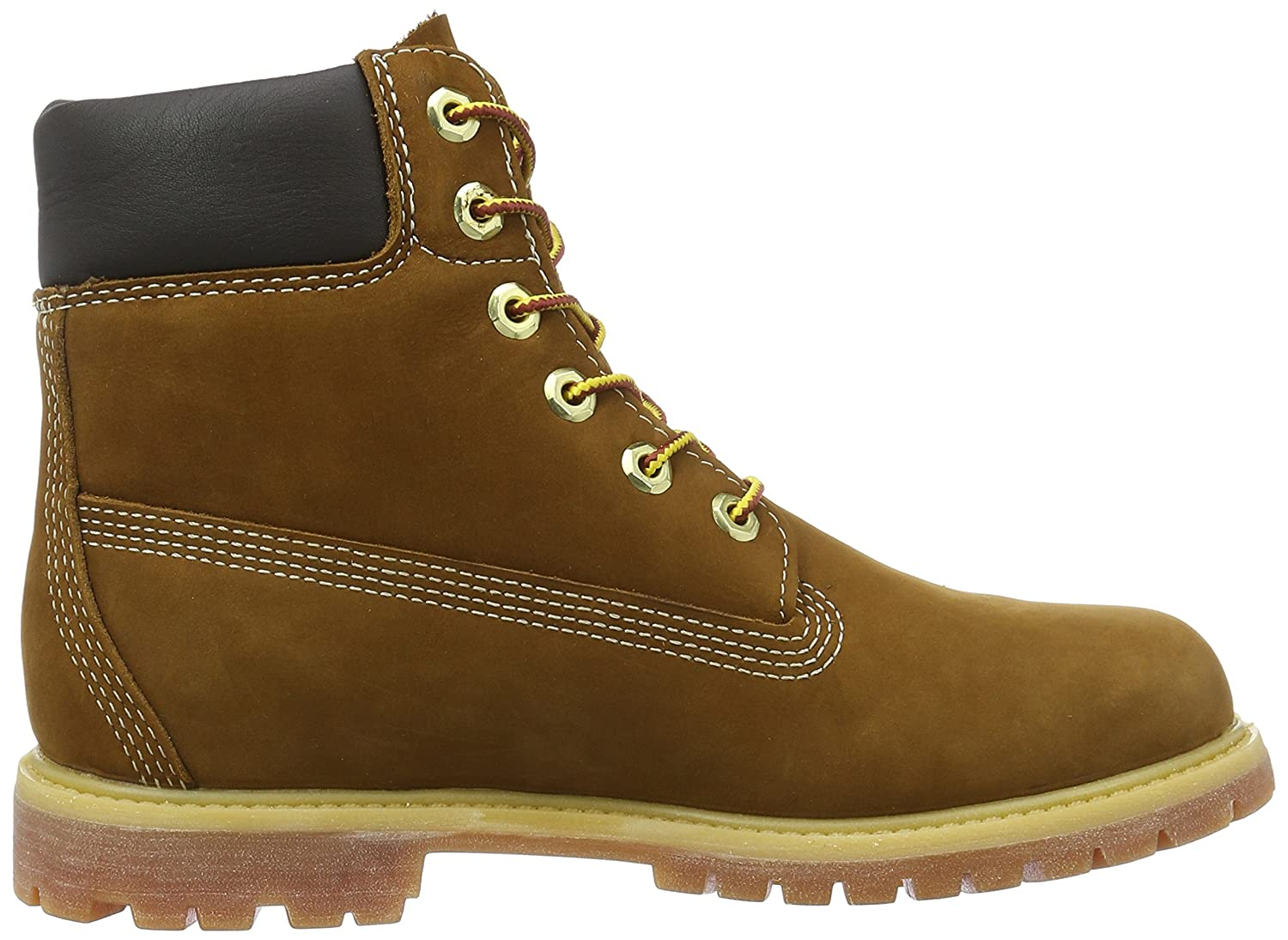 Timberland 6 in Premium Waterproof (Wide Fit), Stivali Donna Donna Donna | Export
