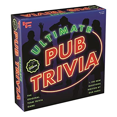 Ultimate Pub Trivia: Toys & Games