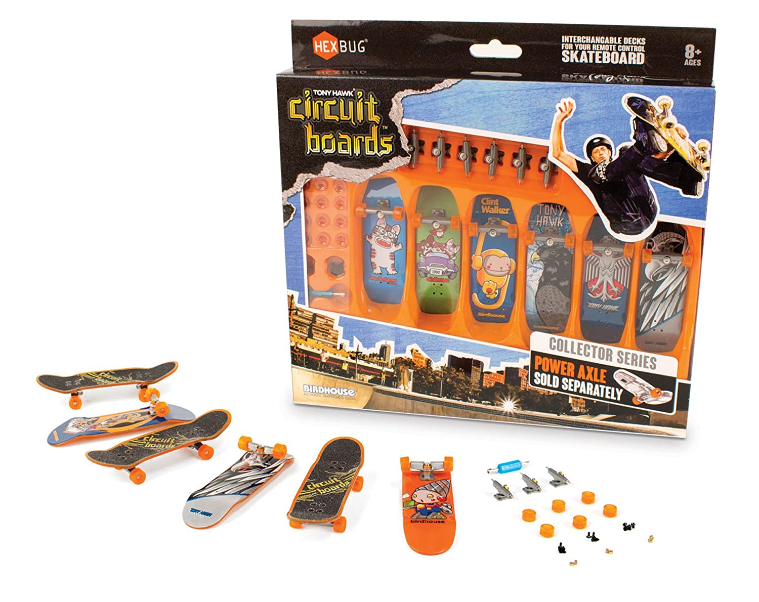 HexBug Circuit Fingerboard Set