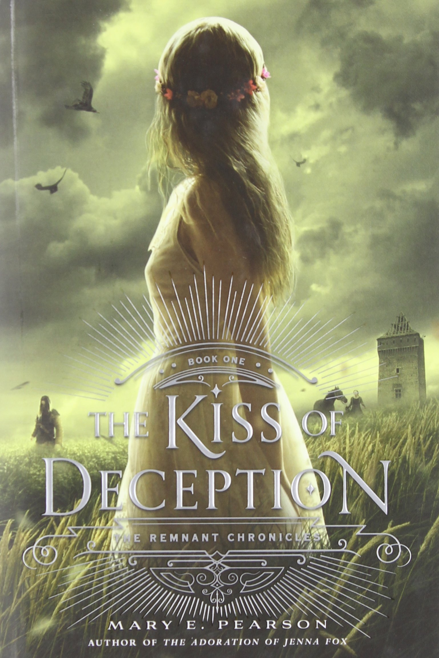 The Kiss of Deception: The Remnant Chronicles, Book One: 01: Amazon.co.uk:  Pearson, Mary E.: 9780805099232: Books