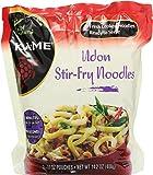 Ka-Me Stir Fry Noodles, Udon, 14.2 Ounce (Pack of 6)