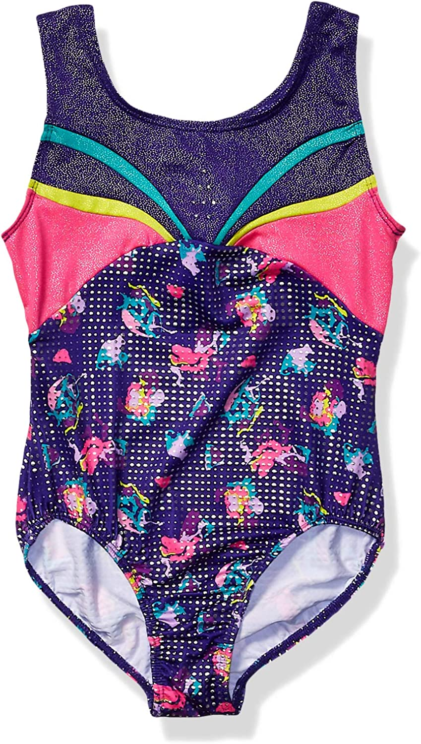 Freestyle by Danskin Girls Big Shimmer Micro Short
