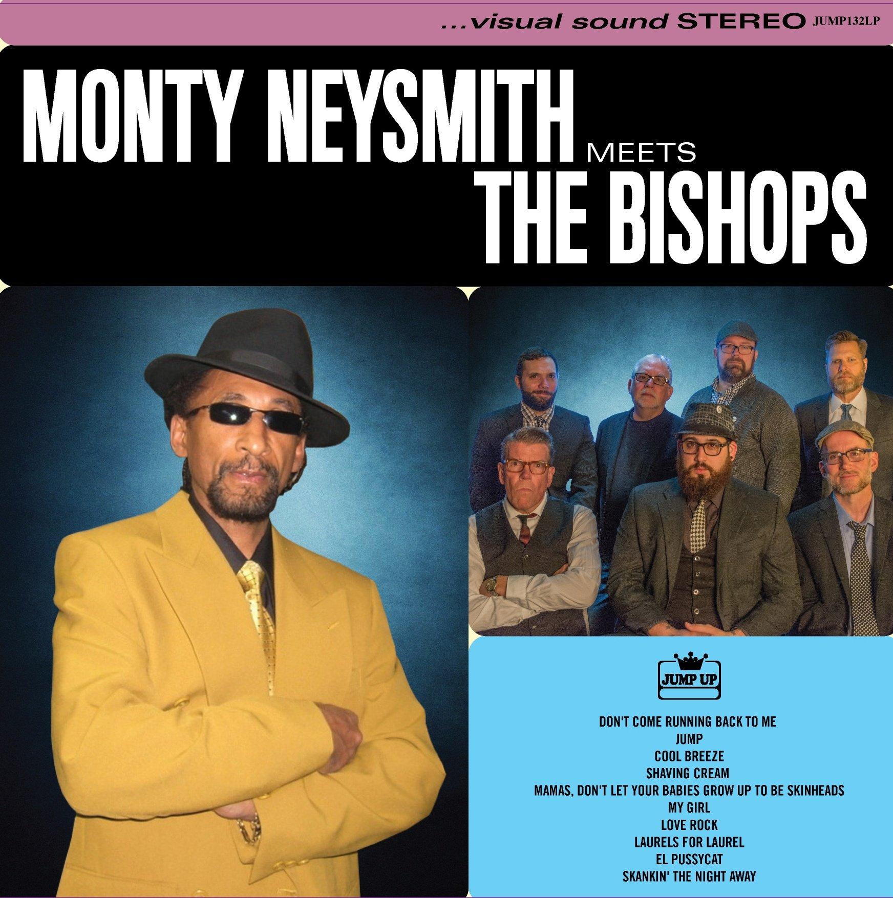 Vinilo : Monty Neysmith - Meets The Bishops (LP Vinyl)
