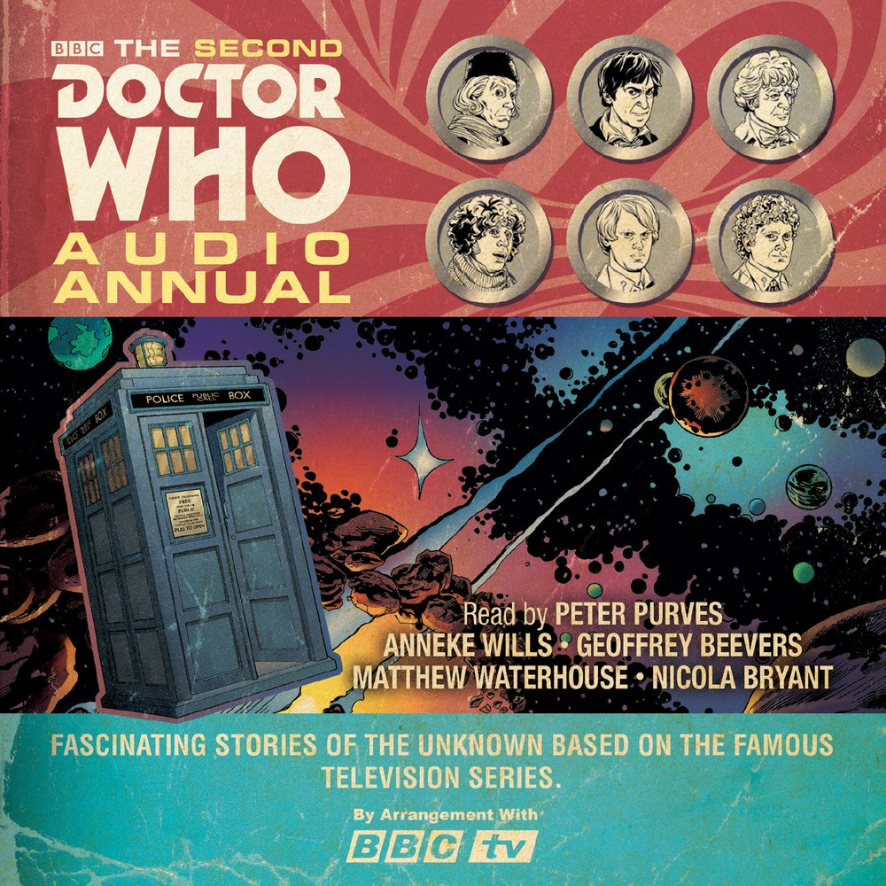 The Second Doctor Who Audio Annual: Multi-Doctor stories