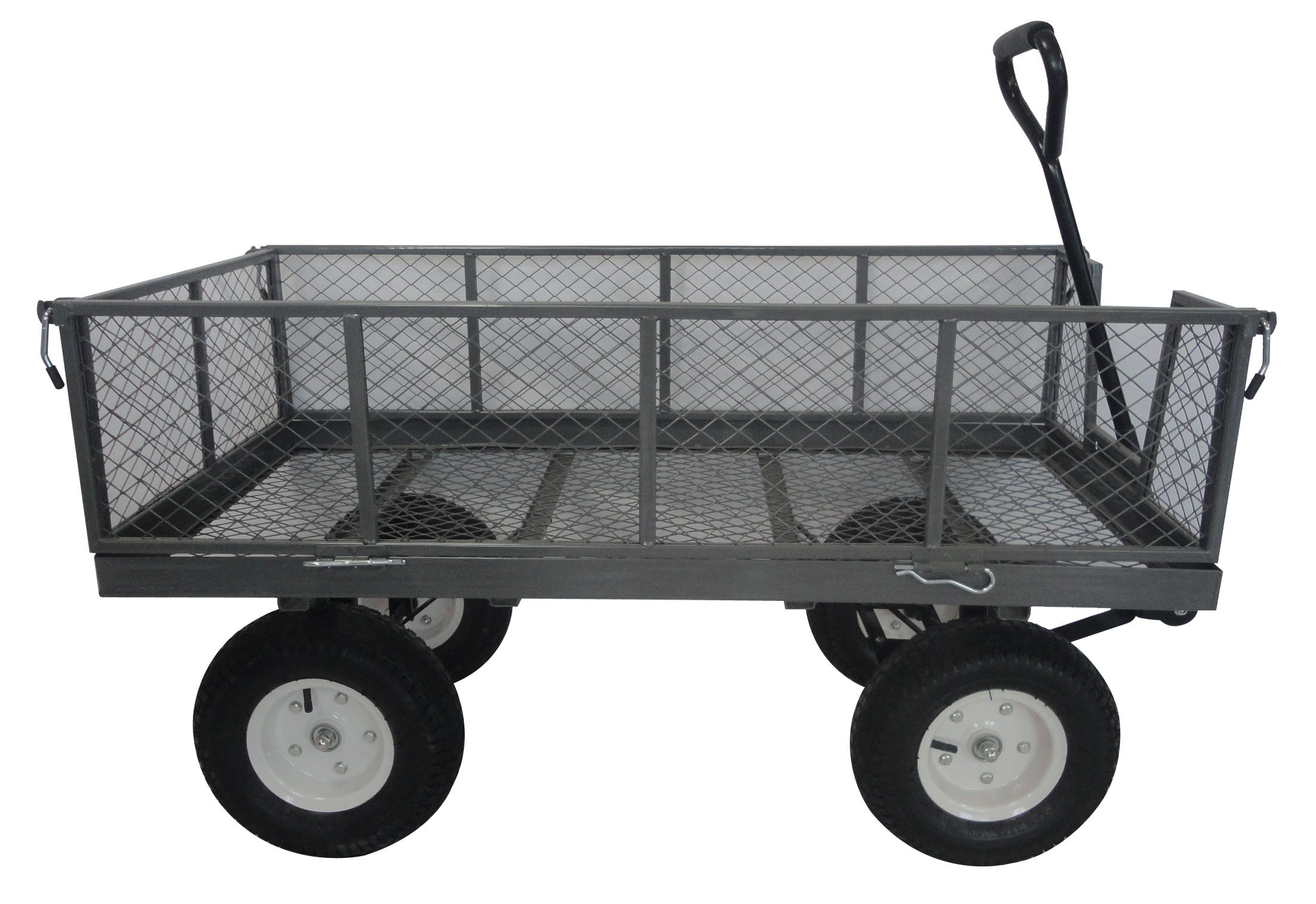 Yard Tuff 2-in-1 Jumbo Wagon