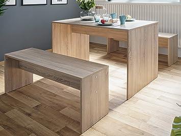 Esszimmermöbel : Tischgruppe essgruppe sitzgruppe tischset esszimmermöbel teilig