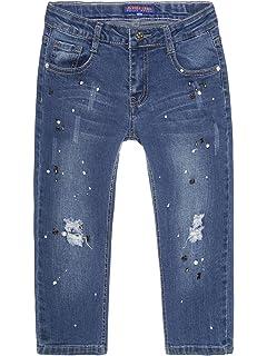 e5aeab92922887 BEZLIT BEZLIT Mädchen Jeans Shorts Kurze 3 4 Hose 22141 Shorts ...