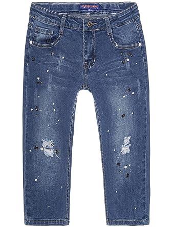 990071e94503ae BEZLIT BEZLIT Mädchen Jeans Shorts 3 4 Kurze Hose 22672 Jeanshosen   Amazon.de  Bekleidung
