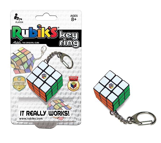 Amazon.com: Rubik s llavero Juego de acción: Toys & Games