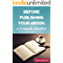 Before Publishing Your eBook: a 3-Month Checklist (Book marketing guides)