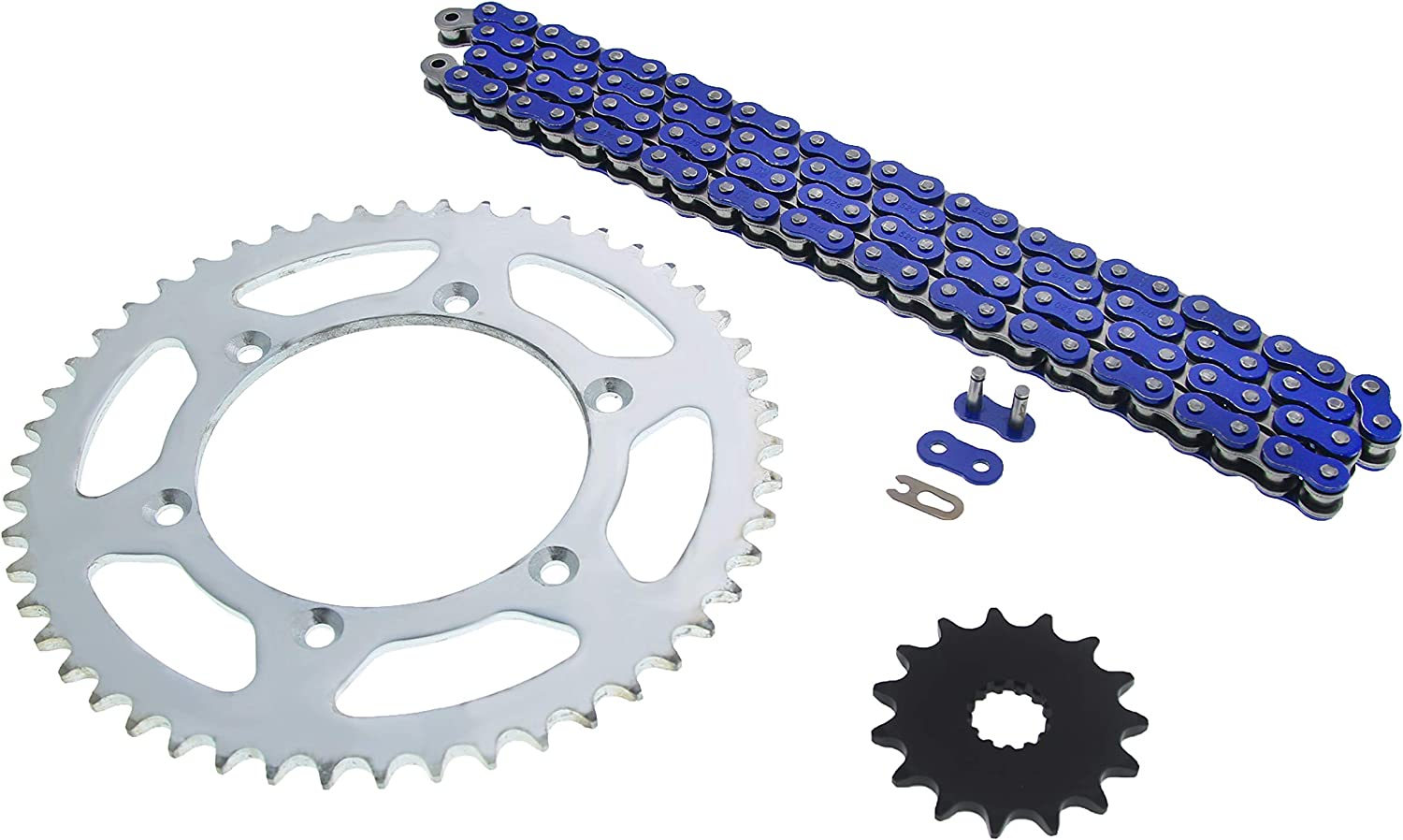 2003-2014 WR450 F O Ring Chain /& Sprocket 14//49 114L Yamaha 2000-2002 YZ426 F