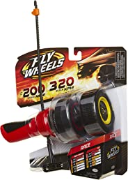 Fly Wheels Launcher + 2 Race Wheels - Rip it up to 200 Scale MPH, Fast Speed, Amazing Stunts & Jumps up to 30 feet! All Terr