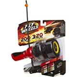 Fly Wheels Launcher + 2 Race Wheels - Rip it up to 200 Scale MPH, Fast Speed, Amazing Stunts & Jumps up to 30 feet! All…