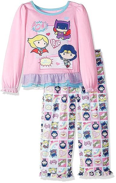 45232d54083f Amazon.com  Komar Kids Justice League Pop Figure Superhero Girls ...