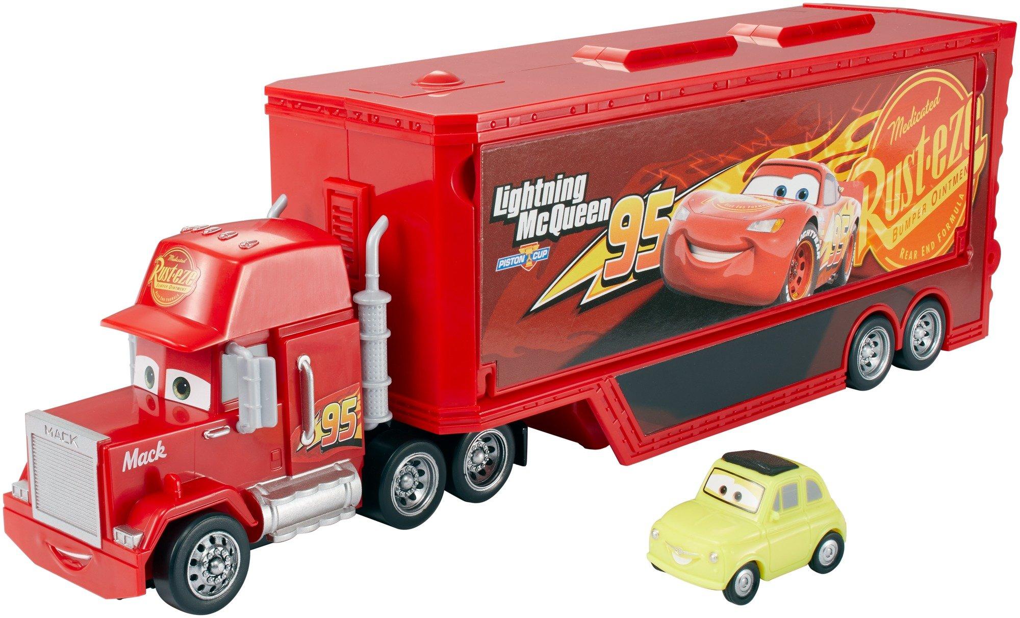 Disney Pixar Cars 3 Travel Time Mack Playset by Disney