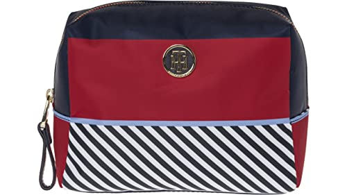 Tommy Hilfiger Cartera de mano para mujer Multicolor multicolor Small: Amazon.es: Zapatos y complementos