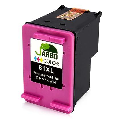 jarbo Rigenerata Cartuchos de Tinta HP 61 61 x l (1), para ...