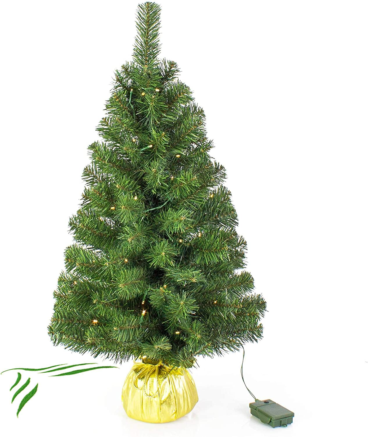 Guirlande De Sapin Noel D/écoration Pin Ornement /à Suspendre En Rotin Avec Fleurs D/écoration De No/ël Ext/érieur 240 branche tips Guirlande De No/ël Verte Artificielle De 9FT Rotin De No/ël Artificiel