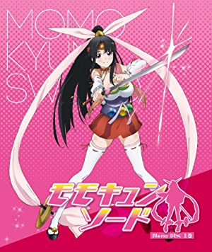 モモキュンソード DVD