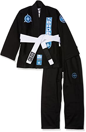 Bad Boy North South Kimono de Jjb Mixte Enfant, , FR : Taille Unique (Taille Fabricant : K0)