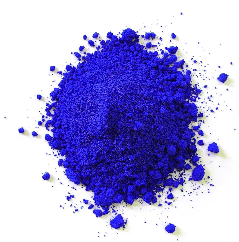 Inception Pro Infinite 100 Gramos de Pigmento en Polvo - Aceite - Té mpera - Frescos - Encá ustica - Coloració n - Coloreado - Azul de Ultramar