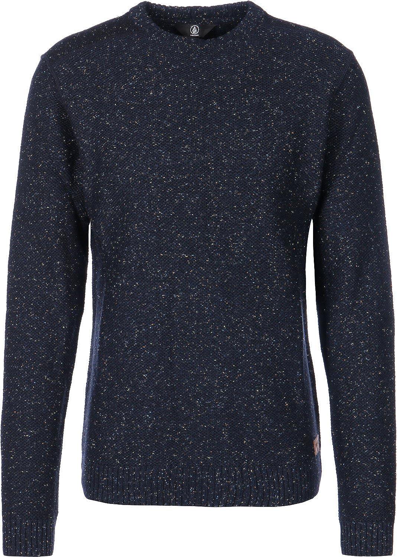 Herren Strickjacke Volcom Oldon Crew Sweater