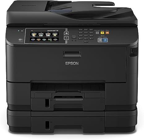 Epson Workforce Pro WF-4640DTWF - Impresora multifunción de Tinta ...