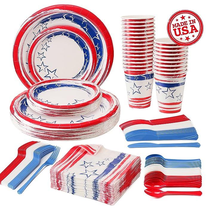 The Best Patriotic Food Decoration