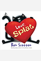 Love, Splat (Splat the Cat) Kindle Edition