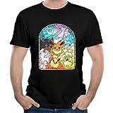 Amazon.com: ILONSE Eevee Evolutions - Camiseta para hombre ...