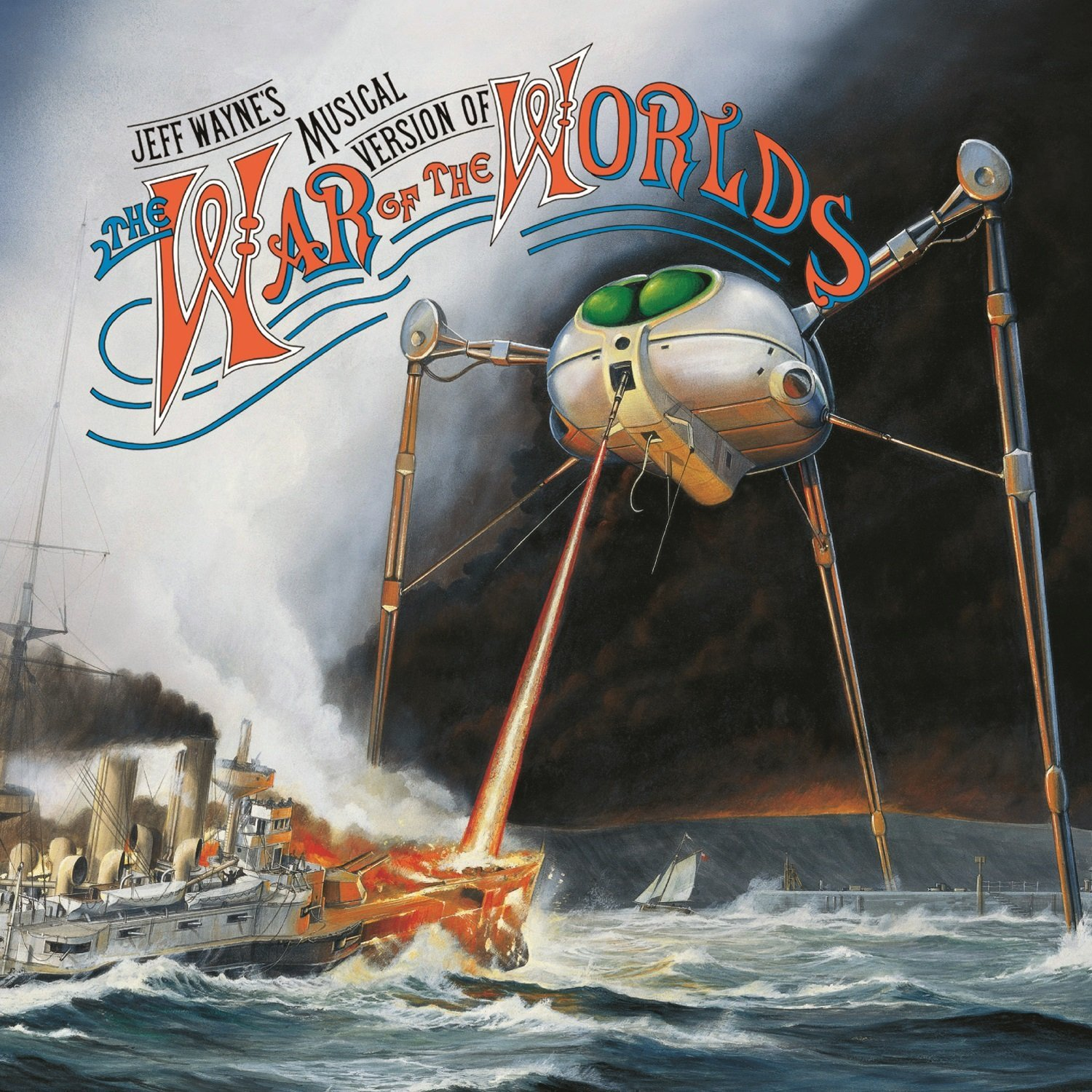 War of the Worlds by Generic