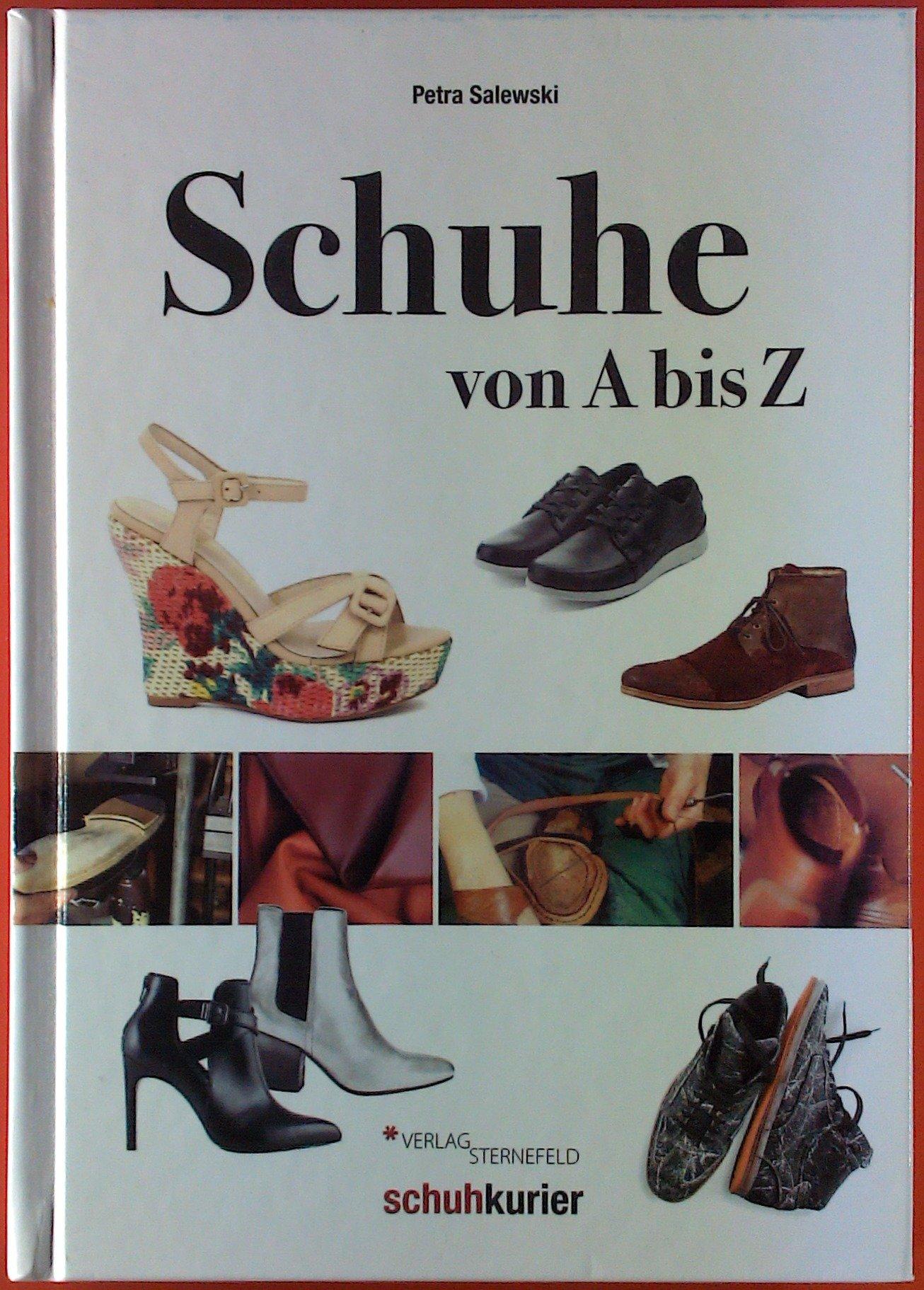 Schuhe von A bis Z. Schuhkurier.: : Petra Salewski