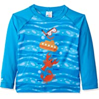 Camiseta Surfista Fundo do Mar Toddler, TipTop