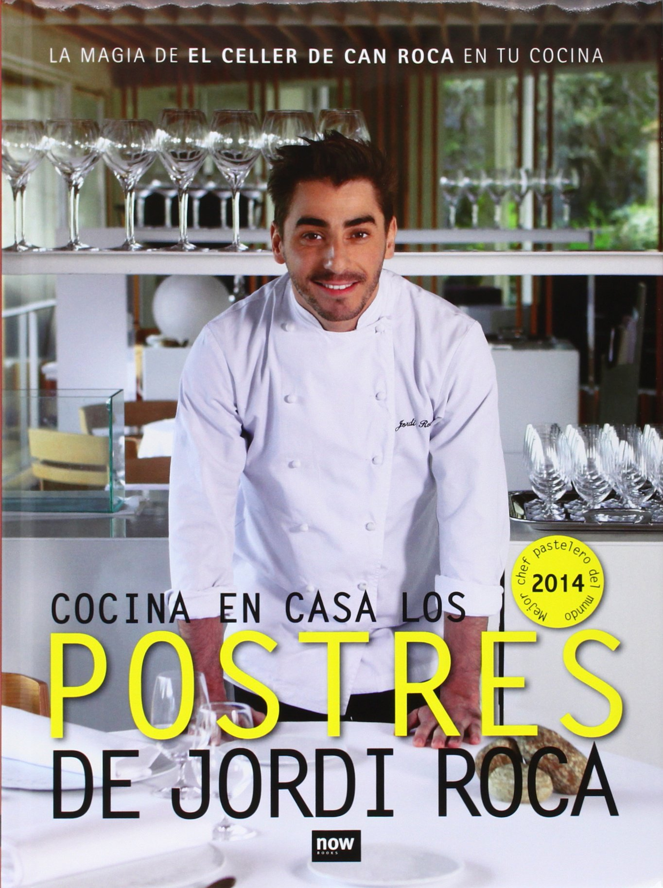 Download Cocinemos en casa los postres de Jordi Roca pdf