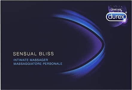 Durex Sensual Bliss Intimate Massager Vibrating Stimulator