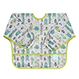 Amazon Price History for:Bumkins Waterproof Sleeved Bib, Cacti (6-24 Months)