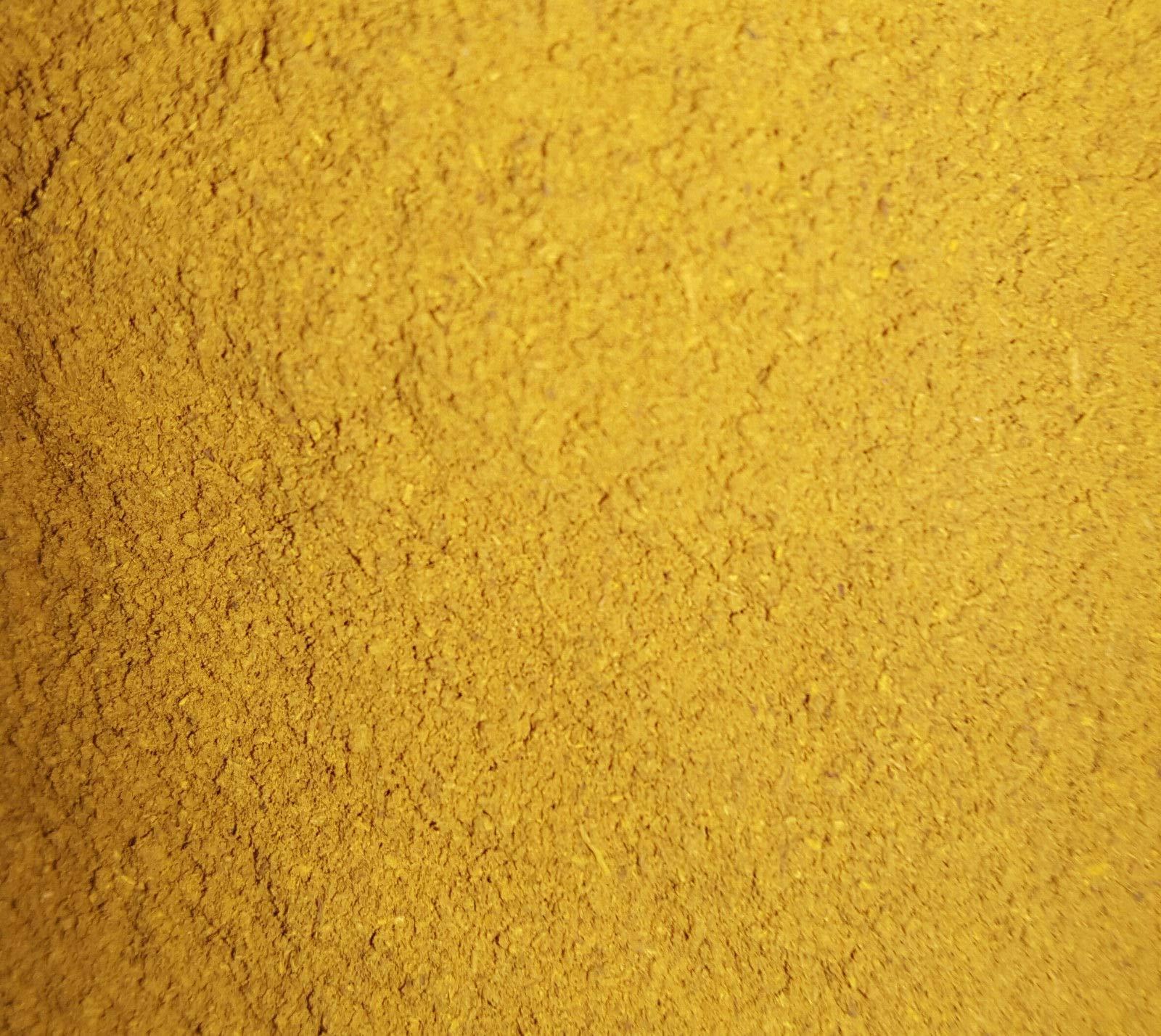 8oz Goldenseal Root Powder Organic and Wild Hydrastis Canadensis 1/2 Pound