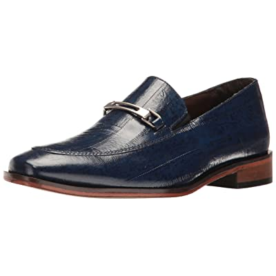 Stacy Adams Men's Santiago-Moc Toe Bit Slip-On Loafer | Loafers & Slip-Ons