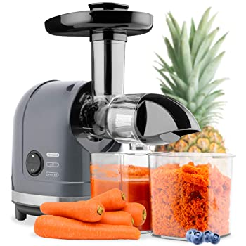 Best Choice Products Masticating Slow Press Juicer