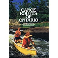 Canoe Routes of Ontario (Revised)
