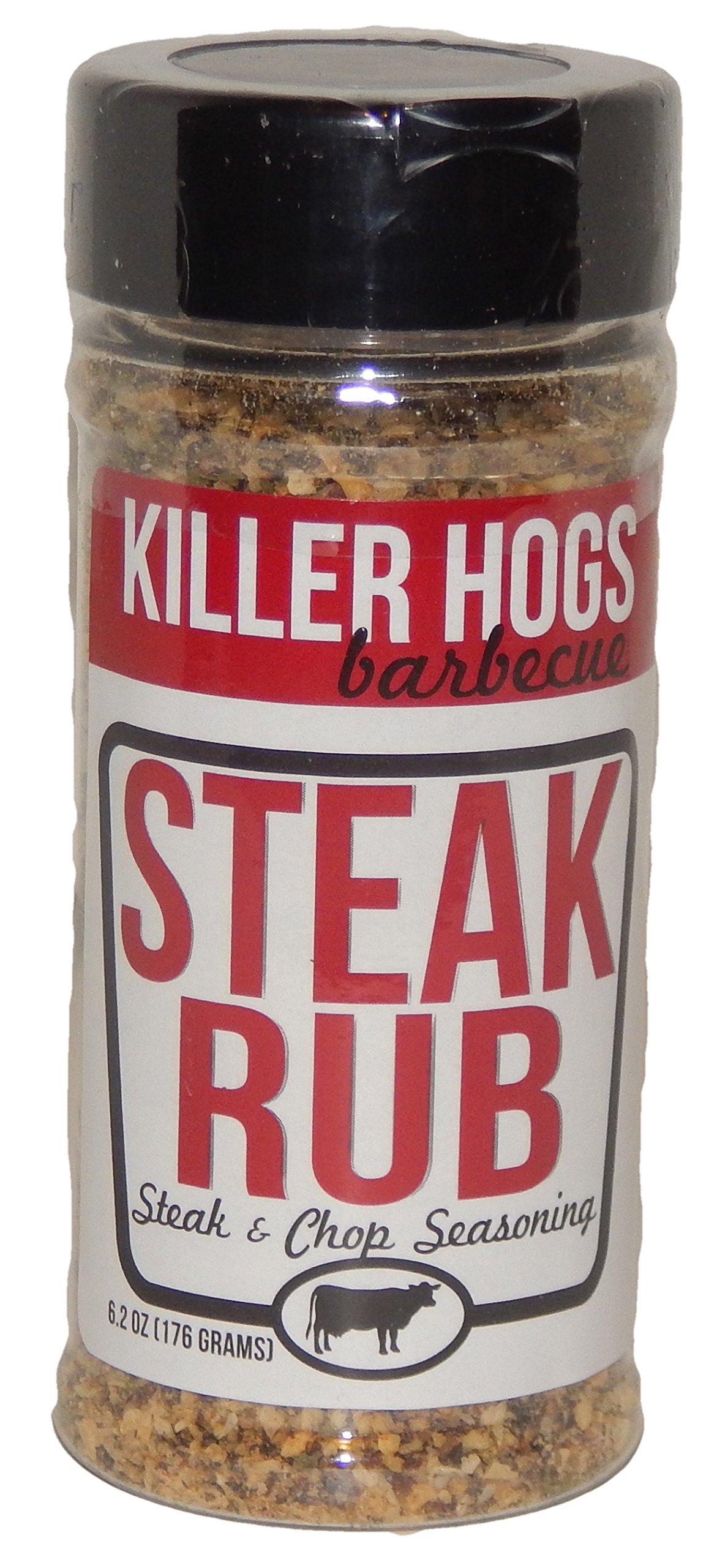 Killer Hogs Steak Rub - Steak and Chop Seasoning